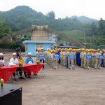Gang thép Cao Bằng, hưởng ứng tháng công nhân 2018