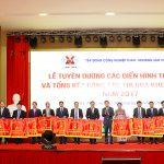 Các Đơn vị tiêu biểu của VIMICO được tôn vinh tại Hội nghị thi đua Tập Đoàn CN Than – Khoáng sản Việt Nam