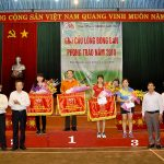 VIMICO Tổ chức thành công Giải cầu lông bóng bàn phong trào năm 2018