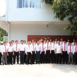 Bế giảng lớp đào tạo chức danh dự bị giám đốc doanh nghiệp khóa 10