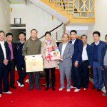 Chúc Tết công nhân tiêu biểu và gia đình công nhân khó khăn tại Lào Cai