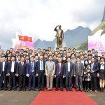 VIMICO báo công dâng Bác và phát động thi đua năm 2019