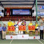 VIMICO Tổ chức thành công Giải cầu lông bóng bàn phong trào năm 2019