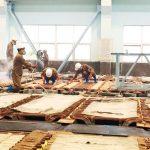 Chi nhánh Luyện đồng Lào Cai – VIMICO chăm lo đời sống người lao động