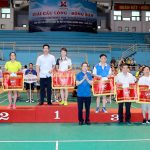 Sôi nổi giải cầu lông, bóng bàn phong trào Cụm Thi đua VHTT các đơn vị vùng Hà Nội và ngoài Quảng Ninh năm 2019