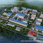 Dự án mở rộng, nâng công suất Nhà máy Luyện đồng Lào Cai: Đạt trên 70% khối lượng các hạng mục