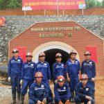 Thợ lò TKV ở Lào Cai