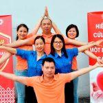 Cán bộ công nhân và tuổi trẻ Tổng công ty Khoáng sản – TKV hăng hái tham gia hiến máu tình nguyện