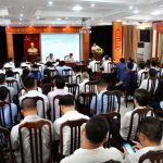 Hội nghị kiểm điểm công tác ATVSLĐ 6 tháng đầu năm 2020