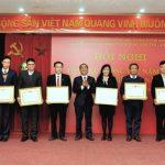 Đảng bộ Tổng công ty Khoáng sản – TKV triển khai nhiệm vụ năm 2021