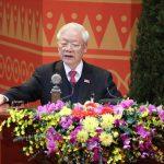 """Tổng Bí thư – Chủ tịch Nước Nguyễn Phú Trọng: """"ĐH đại biểu toàn quốc lần thứ XIII của Đảng ta đã thành công rất tốt đẹp"""""""