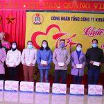 Công đoàn Than – Khoáng sản Việt Nam tổ chức Chương trình Tết thợ mỏ năm 2021