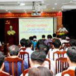 Khai giảng Lớp bồi dưỡng, cập nhật kiến thức xây dựng Đảng năm 2021