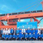 Đoàn Thanh niên TKV gắn biển công trình chào mừng kỷ niệm 90 năm Ngày thành lập Đoàn TNCS Hồ Chí Minh 26/3