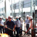 VIMICO: Khai hỏa sấy Lò nấu luyện sten đồng (SKS)