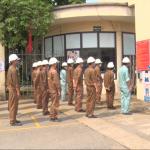 Tỉnh Lào Cai: Diễn tập phòng chống dịch Covid-19  tại nhà máy Luyện đồng Tằng Loỏng